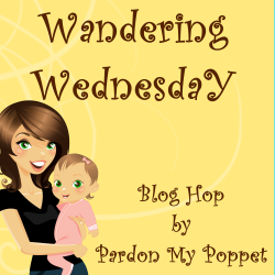 Wandering Wednesday Avatar - 250