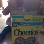 Cheerios Blog Tour 1