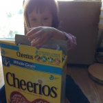 Cheerios Blog Tour 2