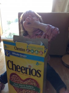 Cheerios Blog Tour 3
